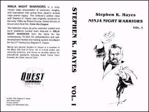 Stephen K. Hayes Ninja Night Warriors, Vol. 1